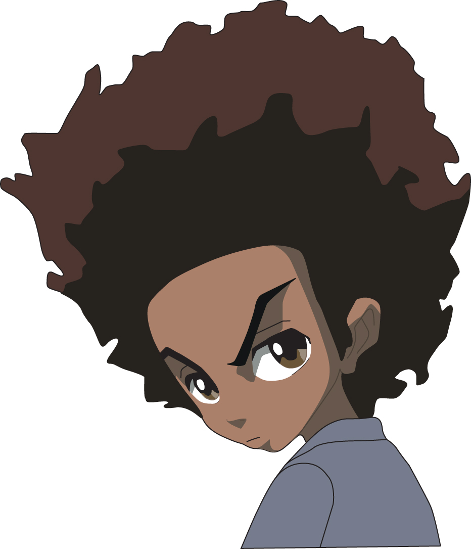 An Evening With Boondocks Creator Aaron Mcgruder